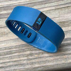 Fitbit Charge Activity Tracker Blue Smart Bracelet